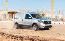Dacia Dokker Van facelift