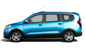 Lodgy Stepway facelift