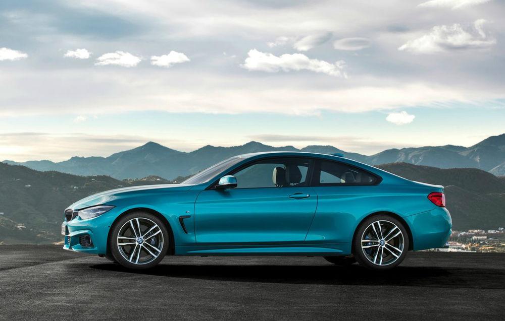 BMW Seria 4 Coupe facelift