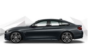 Seria 4 Gran Coupe facelift