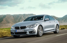 BMW Seria 4 Gran Coupe facelift