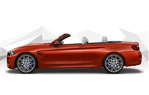 M4 Cabriolet facelift