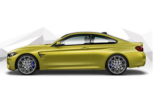 M4 Coupe facelift