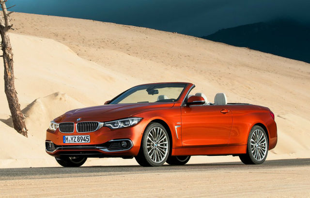 BMW Seria 4 Cabriolet facelift