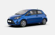 Toyota Yaris (3 usi) facelift