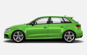 RS3 Sportback facelift