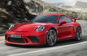 911 GT3 -