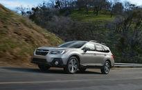Poze Subaru Outback facelift