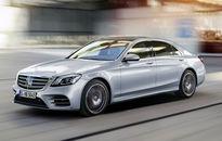 Poze Mercedes-Benz Clasa S facelift