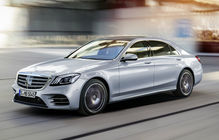 Mercedes-Benz Clasa S facelift