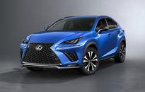 Poze Lexus NX facelift