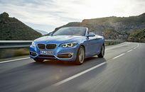 Poze BMW Seria 2 Cabriolet facelift