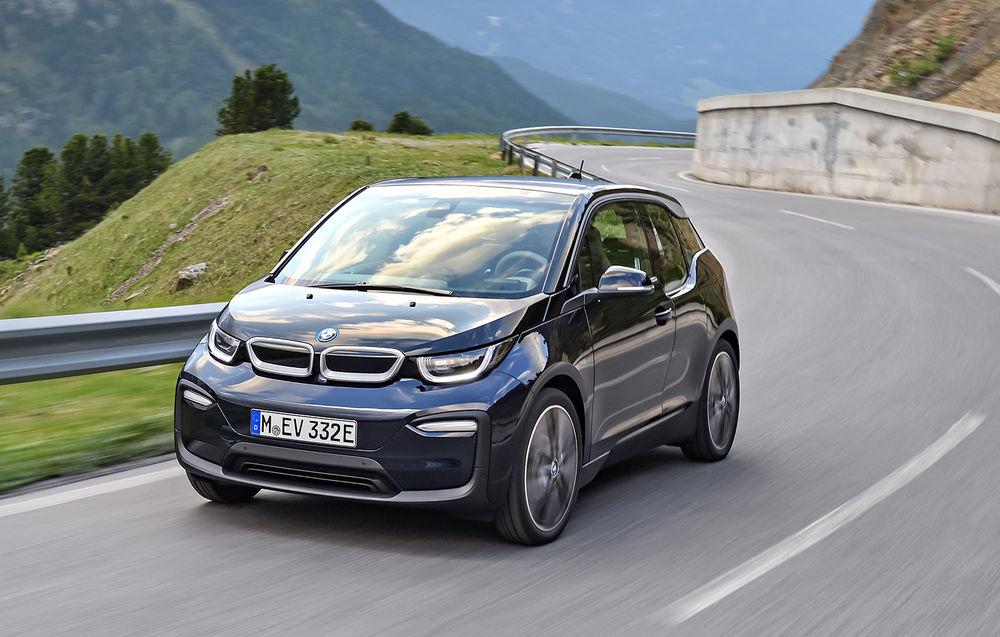 BMW i3 facelift
