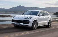 Poze Porsche Cayenne