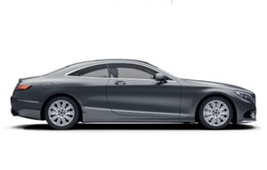 Clasa S Coupe facelift