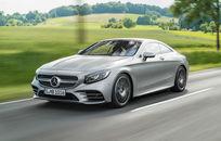 Poze Mercedes-Benz Clasa S Coupe facelift