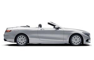 Clasa S Cabrio facelift