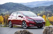 Poze Nissan Leaf