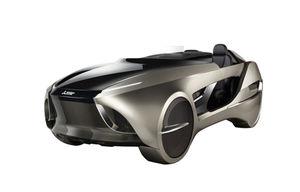 EMIRAI 4 Smart Mobility Concept
