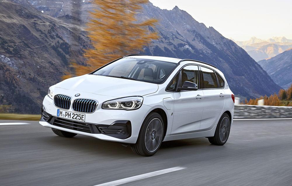BMW Seria 2 Active Tourer facelift