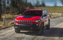 Jeep Cherokee facelift