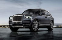 Poze Rolls-Royce Cullinan