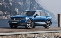 Poze Volkswagen Touareg