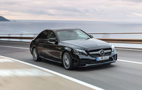 Poze Mercedes-Benz Clasa C facelift