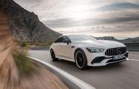 Poze Mercedes-Benz AMG GT 4-door Coupe