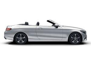 Clasa C Cabrio facelift