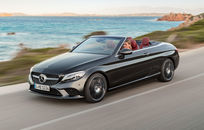 Poze Mercedes-Benz Clasa C Cabrio facelift
