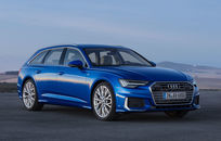 Poze Audi A6 Avant
