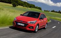 Poze Hyundai i20 facelift