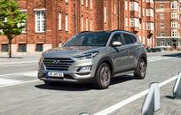 Poze Hyundai Tucson facelift