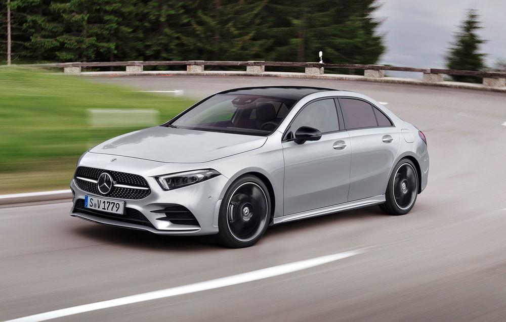 Mercedes-Benz Clasa A Sedan