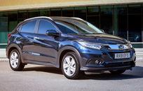Poze Honda HR-V facelift