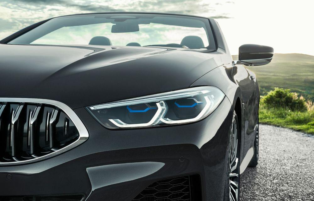 Mașinile din Romanian Roads Luxury Edition: BMW Seria 8 Cabriolet, vârful de gamă al nemților este reperul segmentului decapotabilelor de lux - Poza 10