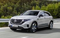 Poze Mercedes-Benz EQC