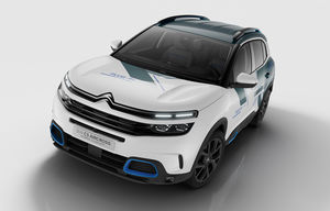 C5 Aircross Hybrid Concept