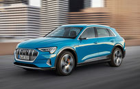 Poze Audi e-tron