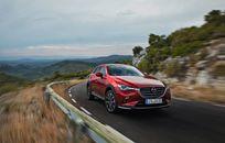 Poze Mazda CX-3 facelift