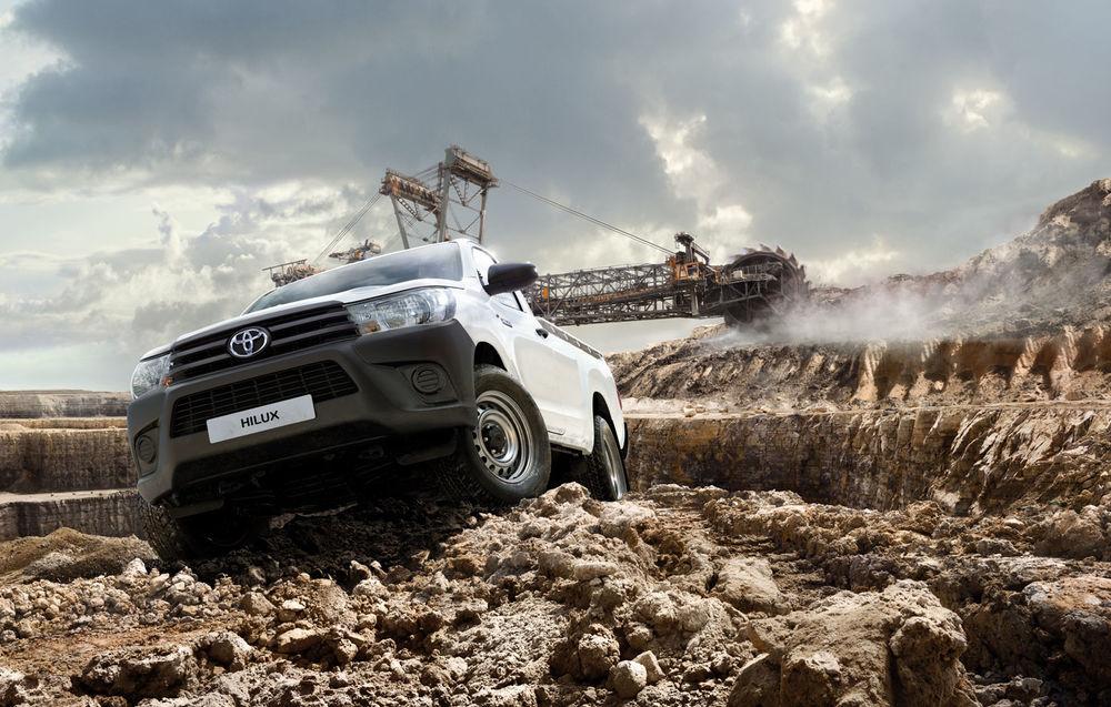Toyota Hilux (Cabina Simpla)
