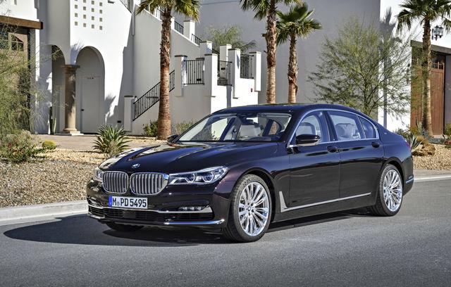 BMW Seria 7 L