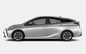 Prius facelift
