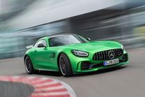 Mercedes-Benz AMG GT facelift