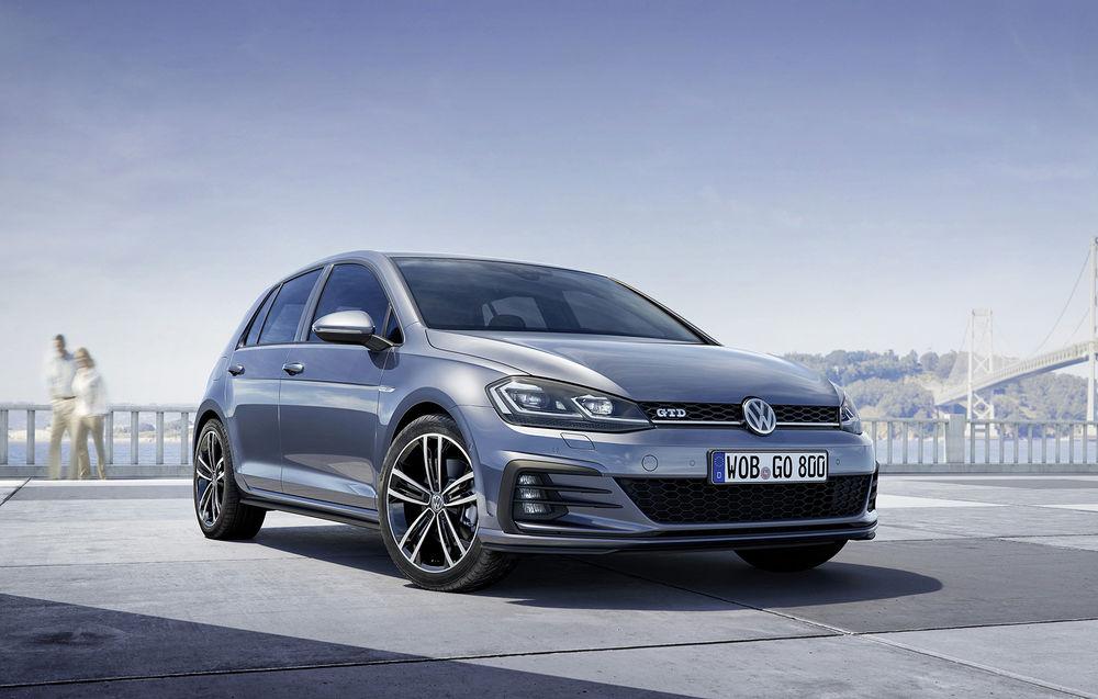 Volkswagen Golf 7 GTD facelift