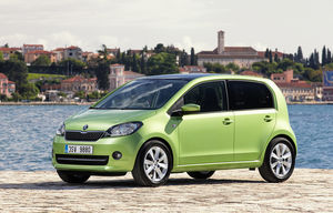 Citigo facelift (5 uși)