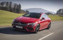 Poze Mercedes-Benz CLA
