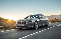 Poze BMW Seria 7 facelift