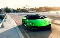 Poze Lamborghini Huracan EVO Spyder
